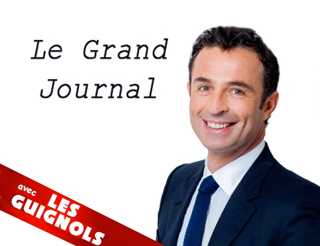 Le Grand Journal (vendredi)
