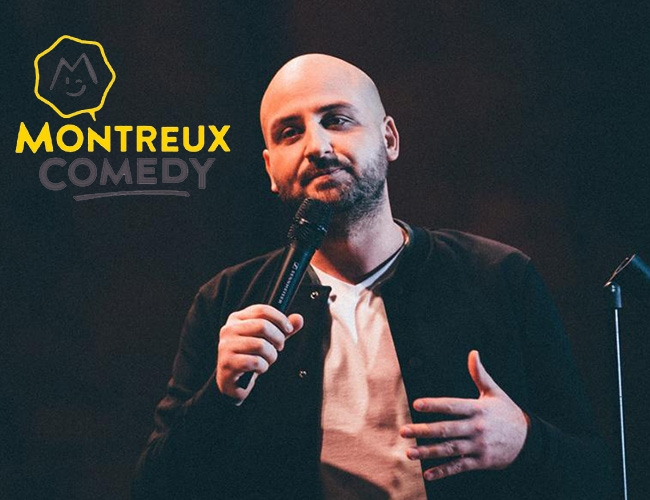 Montreux Comedy Pop Up