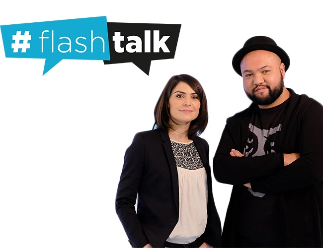 Flash Talk