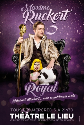 Maxime Ruckert dans Royal