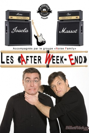 Les After Week-End de Manu Joucla & Eric Massot