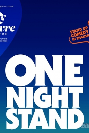 One night stand (spectacle en Anglais)