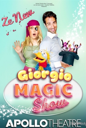 Ze New Giorgio Magic Show